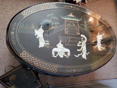 Oriental furnishings & d cor, Lenox &..