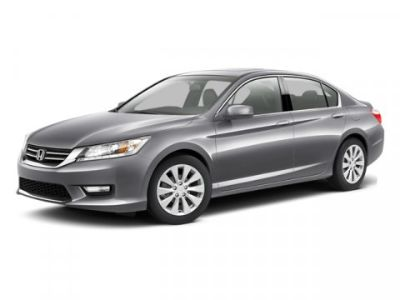 2013 Honda Accord EX-L V6 (Crystal Black Pearl)