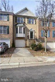 12020 Saw Mill CT Silver Spring Three BR, Very special townhouse.