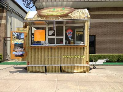 Food Mobile Trailer For Sale