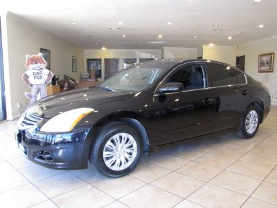 2011 Nissan Altima 2.5 (Super Black)