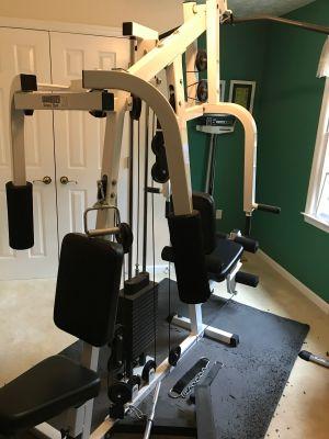 Parabody 350 Home Gym