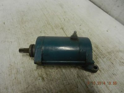 Sell 1100 YAMAHA EXCITER 210 WAVE RAIDER VENTURE RUNNER Starting Motor Assy motorcycle in Waterford, Michigan, United States, for US $44.99