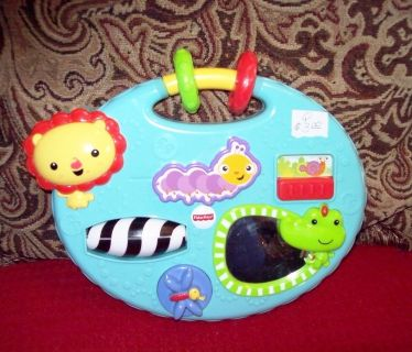 Q Fisher Price Educational Activity Center