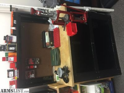 For Sale: Hornady LNL AP complete setup w bench