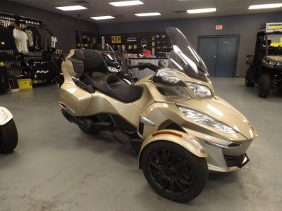 2017 Can-Am Spyder RT-S Trikes Motorcycles Huntington, WV