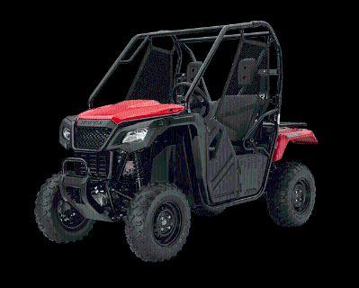 2016 Honda Pioneer 500 Side x Side Utility Vehicles Hancock, WI