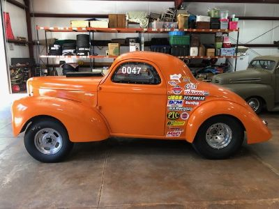 40 WILLYS DRAG CAR BIG BLOCK CHEVY
