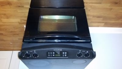 "30"" Frigidaire drop-in electric oven"
