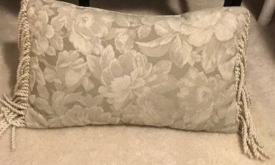 Pretty decorative pillow