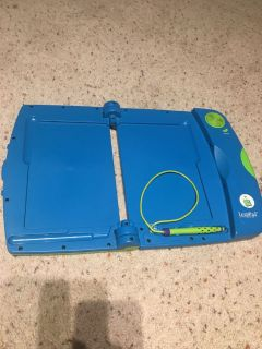 Leap Frog Leap Pad with 9 Books