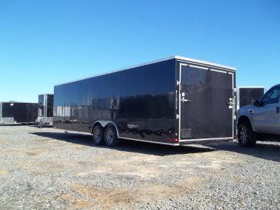 2017 covered wagon enclosed 8 x 28 tav 10k