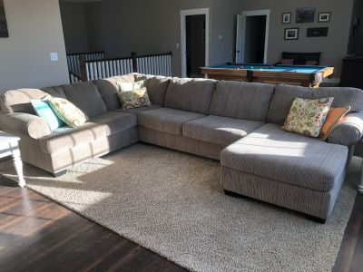 Sectional couch - good used condition