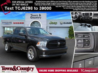 2017 RAM RSX Tradesman (Brilliant Black Crystal Pearlcoat)