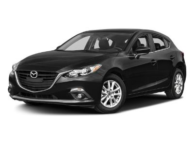 2016 Mazda Mazda3 i Grand Touring (Snowflake White Pearl Mica)