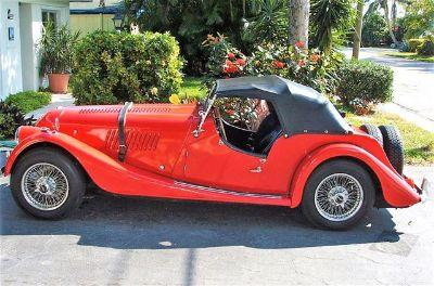 1955 Morgan Plus4