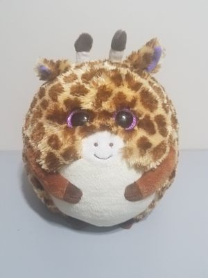 Ty collection, round giraffe
