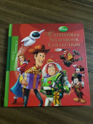 Disney's Christmas Storybook Collection Hardcover Book. Excellent Condition