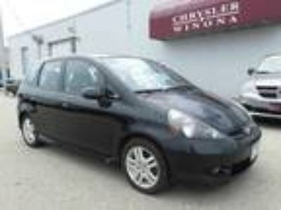 used 2007 Honda Fit for sale.