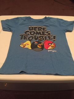 4t angry birds T-shirt