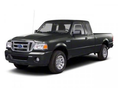 2010 Ford Ranger XLT (Gray)