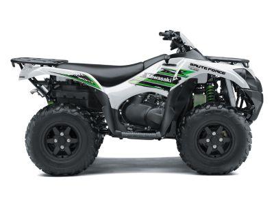 2018 Kawasaki Brute Force 750 4x4i EPS Sport-Utility ATVs Elyria, OH