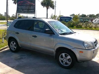 2007 Hyundai Tucson GLS (Silver)