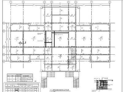 Rebar Shop Drawings Services - Silicon Consultants