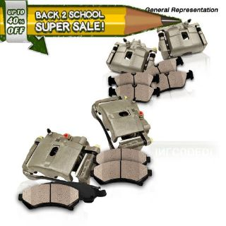 Sell Front and Rear OE Brake Calipers Pads 2000 2001 2002 - 2004 EXCURSION F250 F350 motorcycle in Orland Park, Illinois, United States, for US $306.26