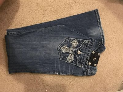 Size 27 Miss Me Jeans
