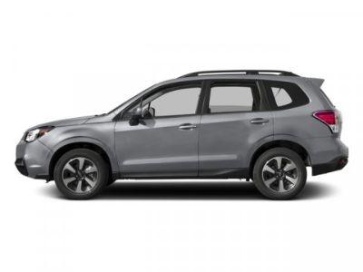 2018 Subaru Forester 2.5i Premium (Ice Silver Metallic)