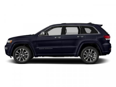 2018 Jeep Grand Cherokee Overland (Sangria Metallic Clearcoat)