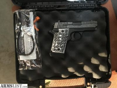 For Trade: Sig 938 WE THE PEOPLE SPECIAL EDITION
