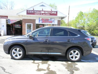 2010 Lexus RX 350 Base (Smoky Granite Mica)
