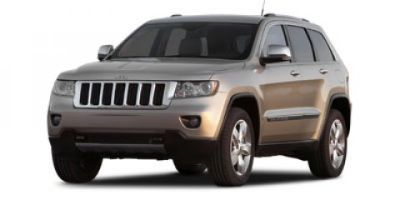 2011 Jeep Grand Cherokee Overland (Black)