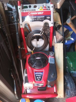 **New. Never used** Troy Built 3000 psi