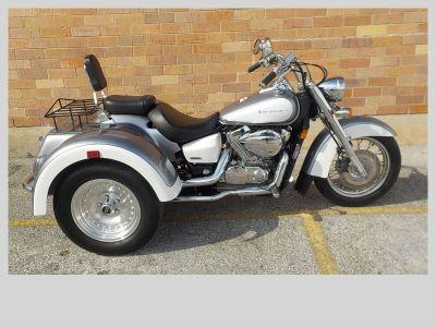 2014 Motor Trike 750 Honda Shadow Aero Street / Supermoto Trikes San Antonio, TX