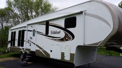 2016 Forest River Wildcat 327CK