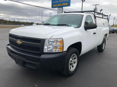 2011 Chevrolet Silverado 1500 Work Truck (Summit White)