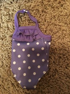 Swimsuit made for Wellie Wisher Dolls (not made by American Girl)