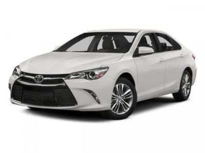 2015 Toyota Camry L (Blue)