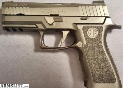 For Sale/Trade: SIG P320 X-Carry w/ X-Ray NS and 3 mags - BNIB