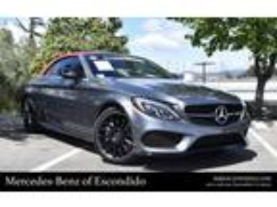 Used 2018 Mercedes-Benz C-Class Grey, 8.51K miles