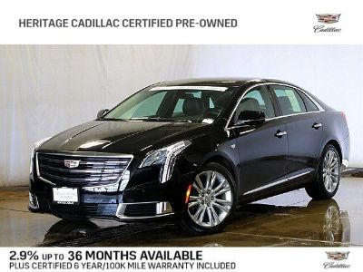 2019 Cadillac XTS Luxury Collection (black raven)