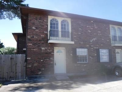 2 Bed 1.5 Bath Foreclosure Property in Kenner, LA 70065 - Martinique Ave Apt A