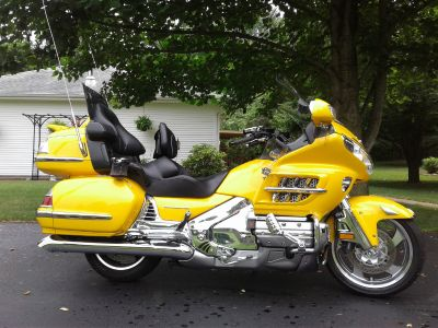 2010 Honda GOLD WING 1800