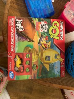 Angry Birds game NEW IN BOX