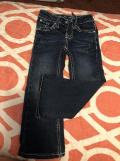 2T Girls Flare Jeans