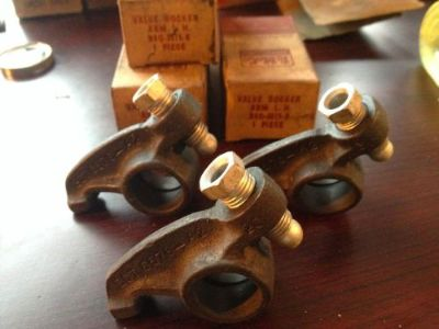 Sell 1952 1953 1954 1955 1956 NOS FORD ROCKER ARMS TRUCK 279 317 302 332 MOTORS motorcycle in Camano Island, Washington, United States, for US $60.00