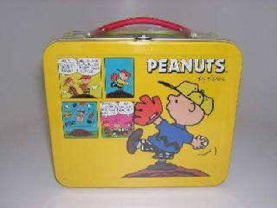$10 Hallmark Peanuts Lunch Box